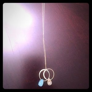 Necklace with charms